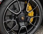 2021 Porsche 911 Turbo S Cabrio (Color: Lava Orange) Wheel Wallpapers 150x120 (15)