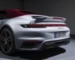 2021 Porsche 911 Turbo S Cabriolet Detail Wallpapers 150x120 (6)