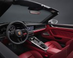 2021 Porsche 911 Turbo S Cabriolet Interior Wallpapers 150x120 (8)