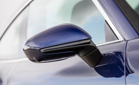 2021 Porsche 911 Turbo S Coupe (Color: Gentian Blue Metallic) Mirror Wallpapers 450x275 (192)