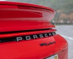 2021 Porsche 911 Turbo S Coupe (Color: Guards Red) Badge Wallpapers 150x120 (22)