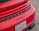 2021 Porsche 911 Turbo S Coupe (Color: Guards Red) Detail Wallpapers 150x120 (21)