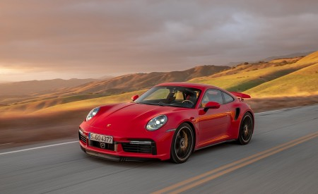 2021 Porsche 911 Turbo S Wallpapers & HD Images