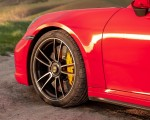 2021 Porsche 911 Turbo S Coupe (Color: Guards Red) Wheel Wallpapers 150x120 (18)