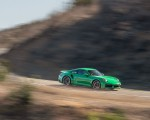 2021 Porsche 911 Turbo S Coupe (Color: Python Green) Front Three-Quarter Wallpapers 150x120 (4)
