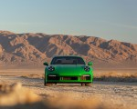 2021 Porsche 911 Turbo S Coupe (Color: Python Green) Front Wallpapers 150x120 (11)