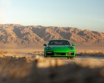 2021 Porsche 911 Turbo S Coupe (Color: Python Green) Front Wallpapers 150x120 (10)