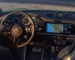 2021 Porsche 911 Turbo S Coupe (Color: Python Green) Interior Cockpit Wallpapers 150x120 (41)