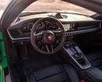 2021 Porsche 911 Turbo S Coupe (Color: Python Green) Interior Wallpapers 150x120 (43)