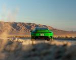 2021 Porsche 911 Turbo S Coupe (Color: Python Green) Rear Wallpapers 150x120 (17)