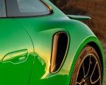 2021 Porsche 911 Turbo S Coupe (Color: Python Green) Side Vent Wallpapers 150x120 (32)