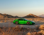 2021 Porsche 911 Turbo S Coupe (Color: Python Green) Side Wallpapers 150x120 (19)