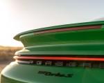2021 Porsche 911 Turbo S Coupe (Color: Python Green) Spoiler Wallpapers  150x120 (36)