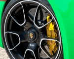 2021 Porsche 911 Turbo S Coupe (Color: Python Green) Wheel Wallpapers 150x120 (21)