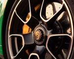2021 Porsche 911 Turbo S Coupe (Color: Python Green) Wheel Wallpapers  150x120 (25)
