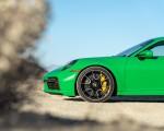 2021 Porsche 911 Turbo S Coupe (Color: Python Green) Wheel Wallpapers 150x120 (22)