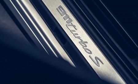 2021 Porsche 911 Turbo S Coupe Door Sill Wallpapers 450x275 (248)
