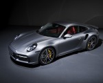 2021 Porsche 911 Turbo S Coupe Front Three-Quarter Wallpapers 150x120 (13)