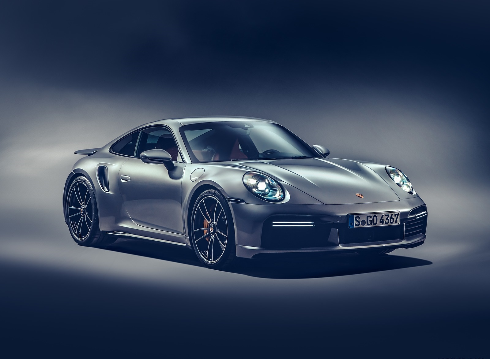 2021 Porsche 911 Turbo S Coupe Front Three-Quarter Wallpapers (5)