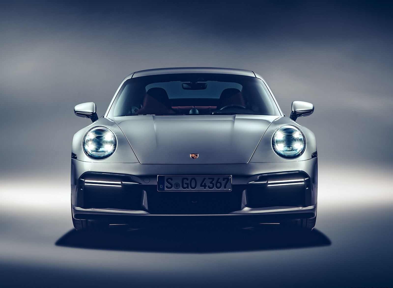 2021 Porsche 911 Turbo S Coupe Front Wallpapers (6)