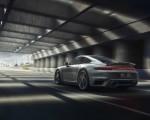 2021 Porsche 911 Turbo S Coupe Rear Three-Quarter Wallpapers 150x120 (2)