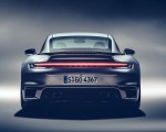 2021 Porsche 911 Turbo S Coupe Rear Wallpapers 150x120 (8)