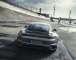 2021 Porsche 911 Turbo S Coupe Rear Wallpapers 150x120 (3)
