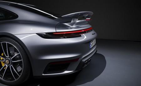 2021 Porsche 911 Turbo S Coupe Spoiler Wallpapers 450x275 (235)