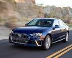 2020 Audi A4 (US-Spec) Front Three-Quarter Wallpapers 150x120 (2)