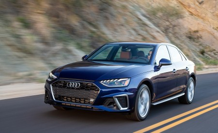 2020 Audi A4 (US-Spec) Wallpapers & HD Images