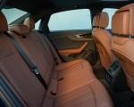 2020 Audi A4 (US-Spec) Interior Rear Seats Wallpapers 150x120 (19)