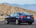 2020 Audi A4 (US-Spec) Rear Three-Quarter Wallpapers 150x120 (11)
