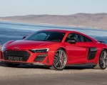 2020 Audi R8 Coupe (US-Spec) Front Three-Quarter Wallpapers 150x120 (29)