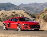 2020 Audi R8 Coupe (US-Spec) Front Three-Quarter Wallpapers 150x120 (15)