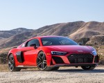2020 Audi R8 Coupe (US-Spec) Front Three-Quarter Wallpapers 150x120 (30)