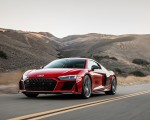2020 Audi R8 Coupe (US-Spec) Front Three-Quarter Wallpapers 150x120 (16)