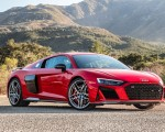 2020 Audi R8 Coupe (US-Spec) Front Three-Quarter Wallpapers 150x120 (31)
