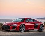 2020 Audi R8 Coupe (US-Spec) Front Three-Quarter Wallpapers 150x120 (32)