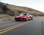 2020 Audi R8 Coupe (US-Spec) Front Three-Quarter Wallpapers 150x120 (13)