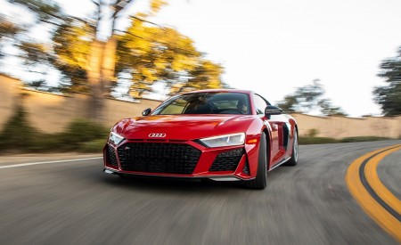 2020 Audi R8 Coupe (US-Spec) Wallpapers HD