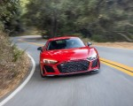 2020 Audi R8 Coupe (US-Spec) Front Wallpapers 150x120 (7)
