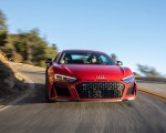 2020 Audi R8 Coupe (US-Spec) Front Wallpapers 150x120 (3)