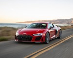 2020 Audi R8 Coupe (US-Spec) Front Wallpapers 150x120 (22)