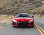 2020 Audi R8 Coupe (US-Spec) Front Wallpapers 150x120 (23)