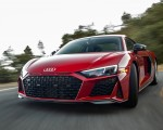 2020 Audi R8 Coupe (US-Spec) Front Wallpapers 150x120 (9)