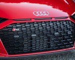 2020 Audi R8 Coupe (US-Spec) Grill Wallpapers 150x120 (42)