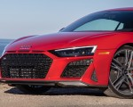 2020 Audi R8 Coupe (US-Spec) Headlight Wallpapers 150x120 (41)