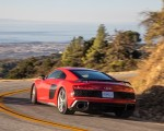 2020 Audi R8 Coupe (US-Spec) Rear Three-Quarter Wallpapers 150x120 (25)