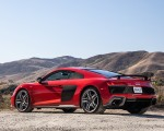 2020 Audi R8 Coupe (US-Spec) Rear Three-Quarter Wallpapers 150x120 (34)