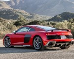 2020 Audi R8 Coupe (US-Spec) Rear Three-Quarter Wallpapers 150x120 (35)
